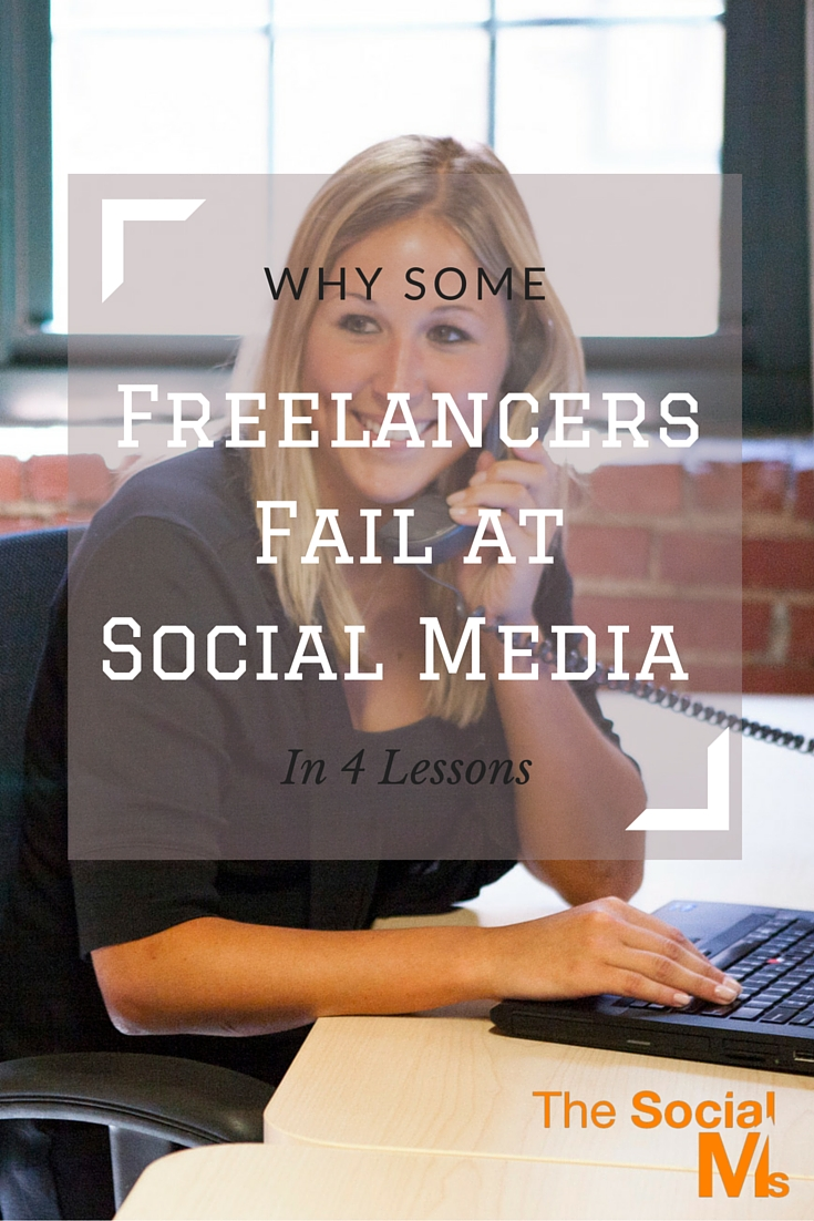 When you do it right, your success as a freelancer on social media can outshine most brands. There is huge potential in social media for freelancers.