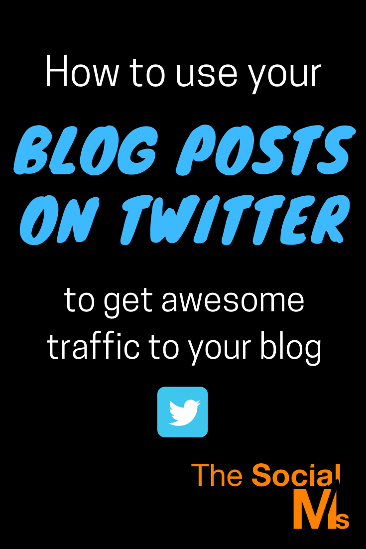 Twitter and content (whether curated or original content) are at the heart of every single reliable social media traffic generation strategy I have ever seen. And you can use this strategy to get awesome traffic to your blog posts. #blogtraffic #twitter #trafficgeneration #twittertips #twittermarketing #twitterstrategy #socialmedia #socialmediatips