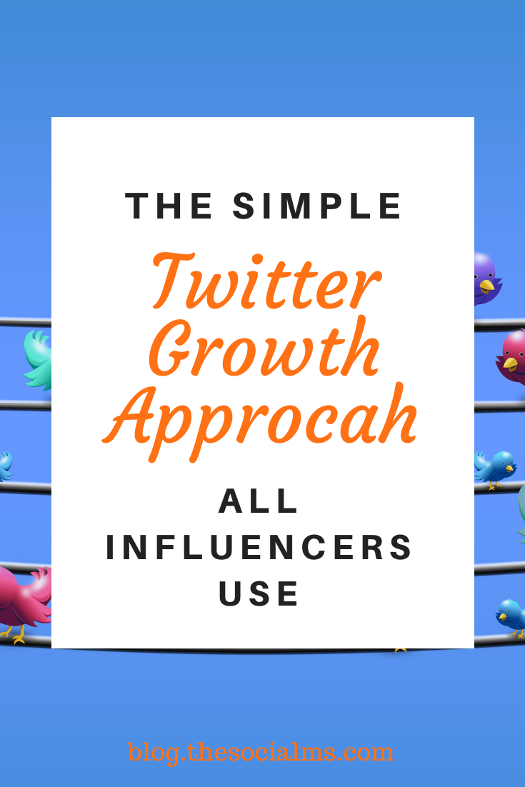 Have you ever wondered how all the influencers on Twitter grew their Twitter account to such impressive follower numbers? No? Do you think it is all hard work? #twitter #twittergrowth #twittertips #twittermarketing #twitterstrategy #socialmedia #socialmediatips #socialmediamarketing