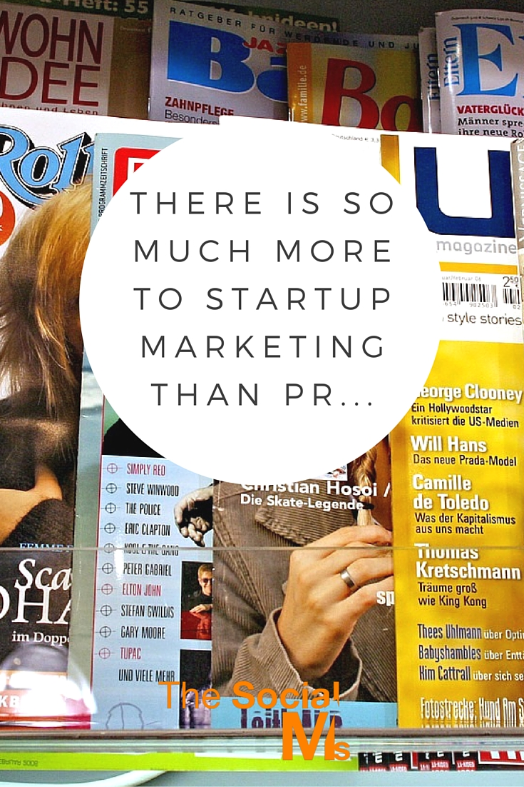 We believed that PR would be a good idea to help with making our new startup known to a larger audience. It could have worked…