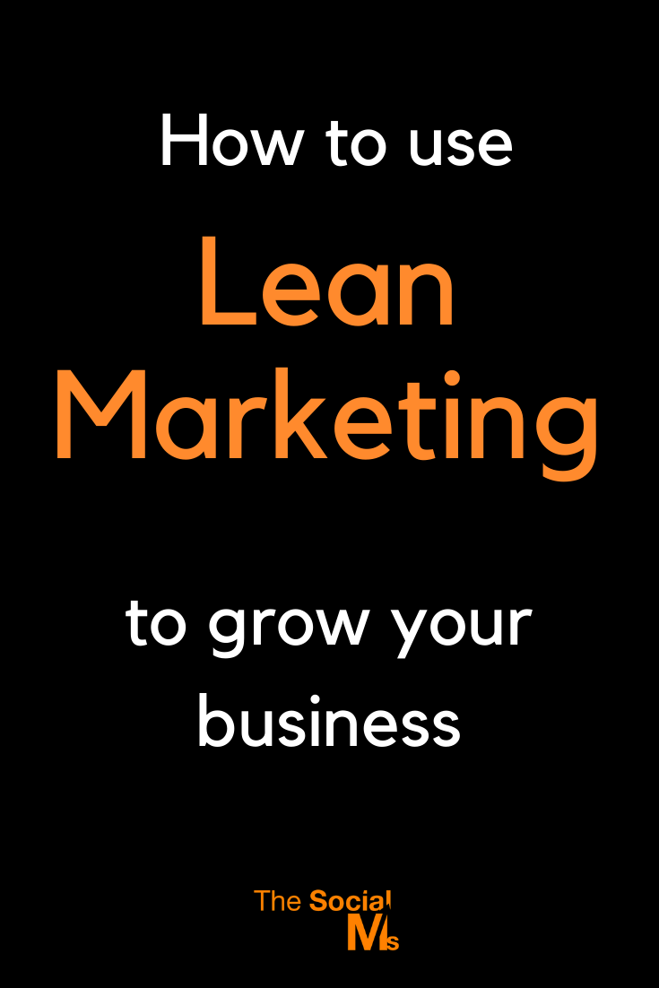 Lean Marketing Strategy, on the other hand, has the power to let you identify the message that lets your product speak to the customer - which is any marketer's dream. #leanmarketing #onlinemarketing #smallbusinessmarketing #onlinebusiness #growthhacking #digitalmarketing #marketingstrategy
