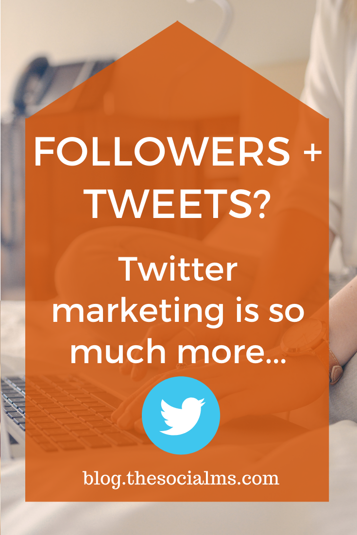 building a Twitter tribe that listens to you and interacts takes time and patience. And it takes more than a couple of followers and tweets to be successful on Twitter. #twittertips #twitter #twitterstrategy #twittermarketing #socialmedia #socialmedia #socialmediamarketing #marketingstrategy