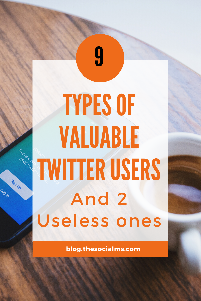 Twitter is simple in features - but Twitter Usersare a diverse crowd. And often they misunderstand each other. Here are 9 types of Twitter users you should know. #twitter #twittertips #twittermarketing #socialmedia #socialmediatips #socialmediamarketing