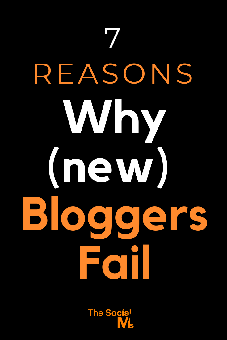 Is it possible today to really grow a successful blog? Here are 7 mistakes many bloggers make and you should avoid for more blogging success. If you want to start a blog you should not make the typical beginner mistakes many bloggers make. #bloggingsuccess #bloggingtips #startablog #bloggingforbeginners
