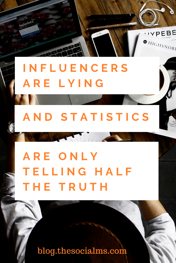 There are a ton of marketing statistics that seem to contradict each other. Here is what you should keep in mind before you follow blindly some advice based on marketing numbers #marketingdata #marketingmetrics #marketingstatistics #influenceradvice #bloggingtips