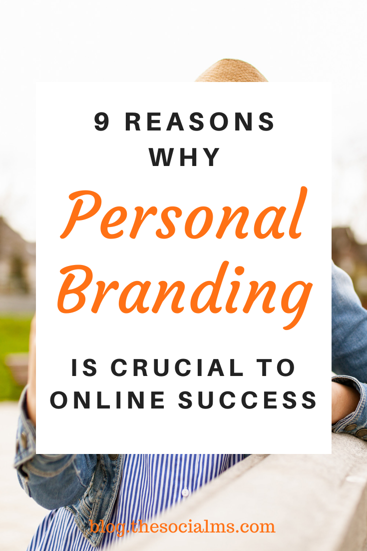 Do not underestimate the power of YOU and do not forget to build your personal brand. It will pay off multifold. Personal branding can be the key to online success #bloggingtips #branding #personalbranding #solopreneur #entrepreneurship #startupmarketing #bloggingtips #onlinebusiness