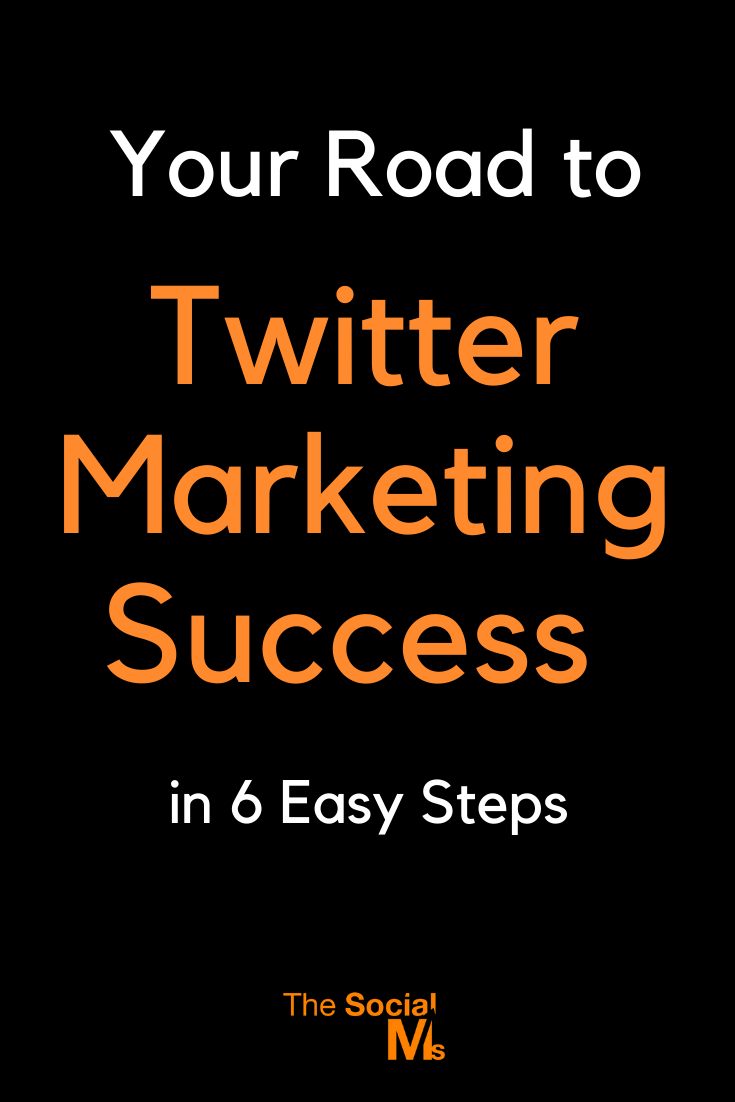 Here are your first steps towards Twitter marketing success. This is what you need to do when you are just starting out. #twitter
