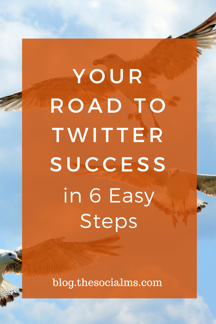 The most important steps for Twitter success, before you can actively grow your account, like setting up your profile and showing you are no spammer.