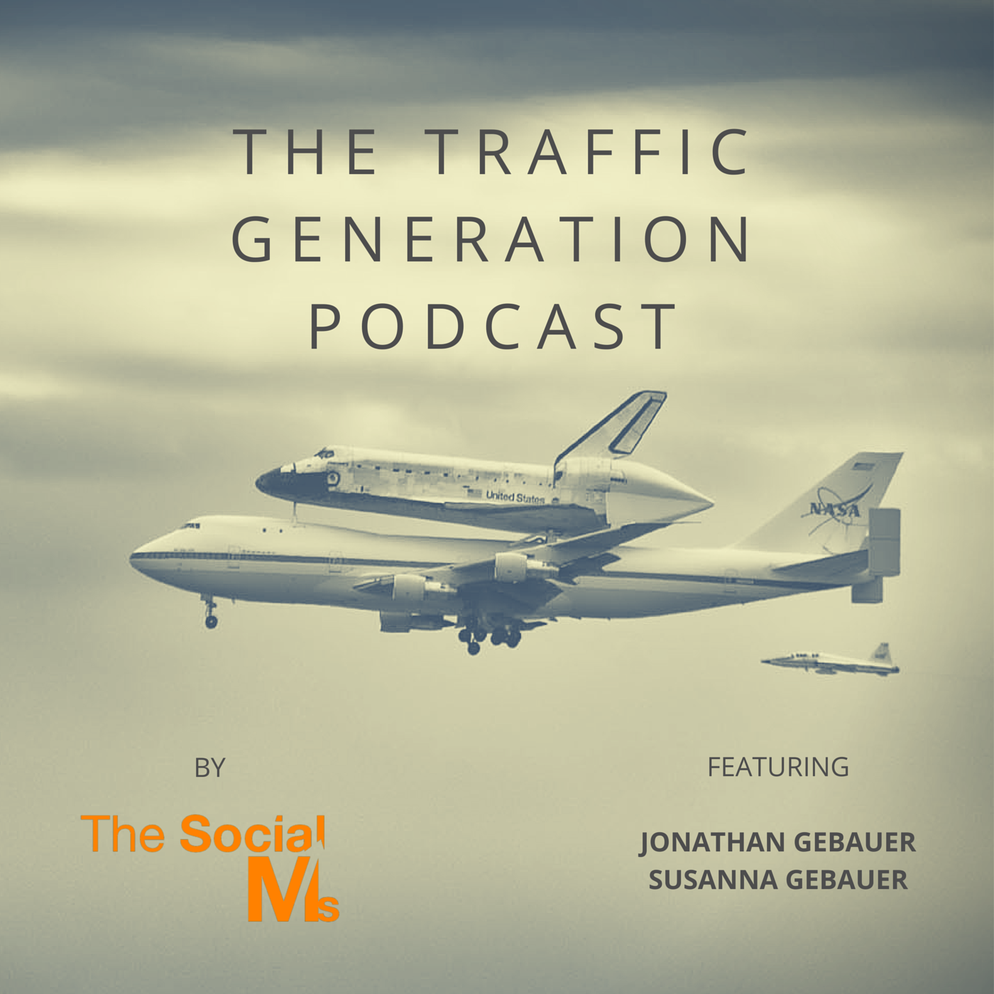 The Traffic Generation Podcast by the Social Ms