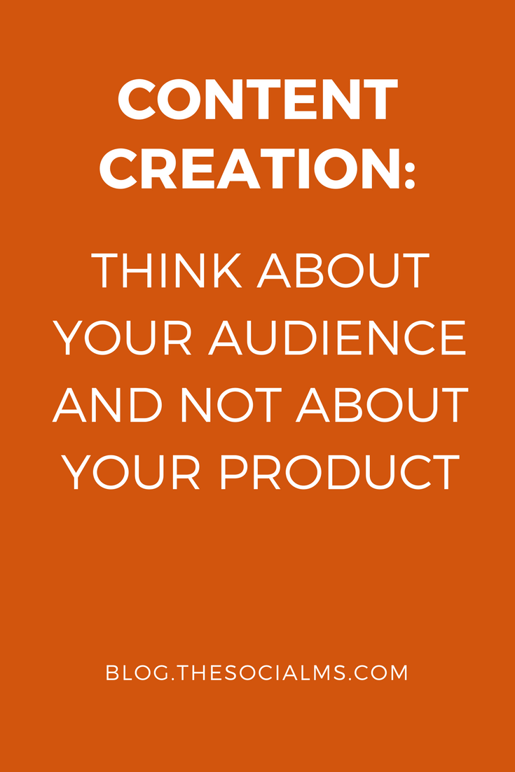 Concentrate on content creation to attract an audience. If people are interested in your content, they will get interested in your product. content marketing tips, content creation tips