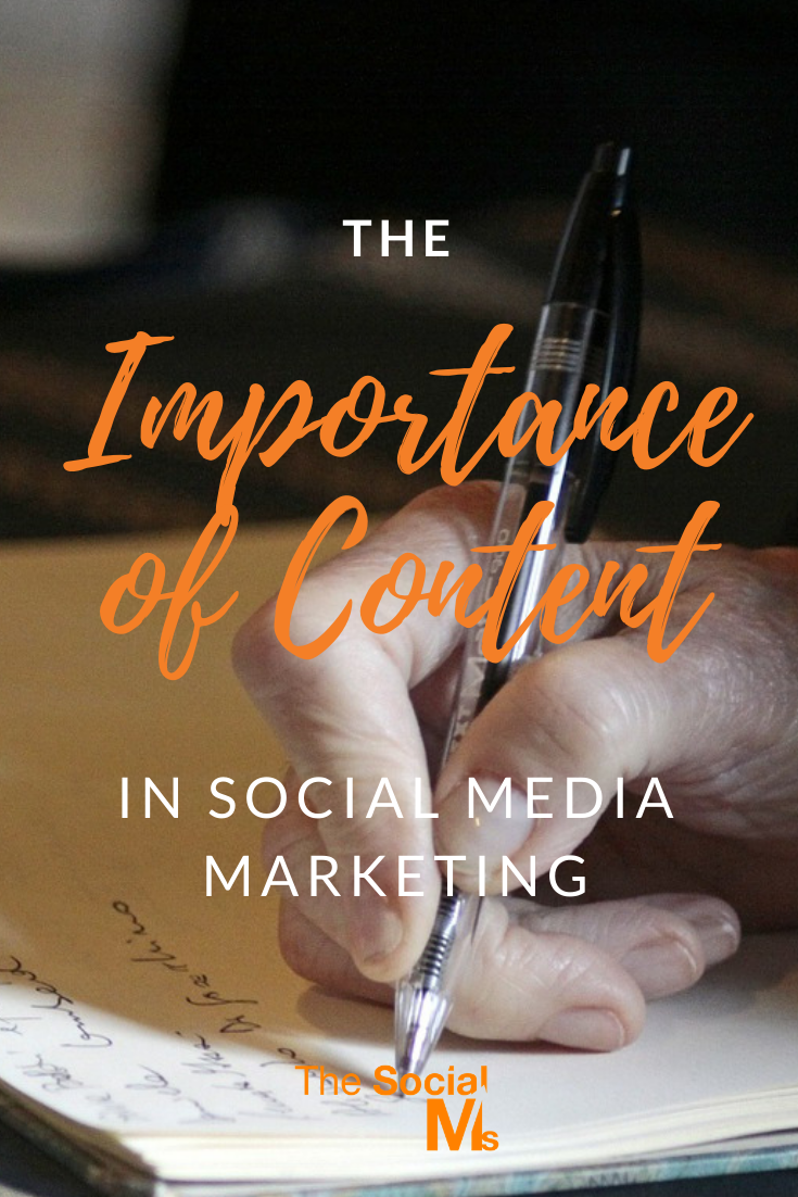If you do not have great content to build your social media marketing, your social media marketing is likely to fail. Here is why. #socialmediamarketing #contentmarketing #socialmediatips