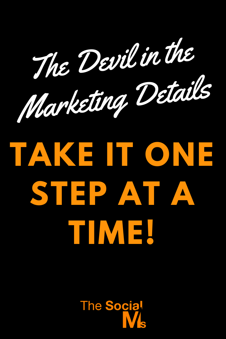 Marketing is not easy, and online marketing does not necessarily mean that marketing has become easier. Marketing has become more accessible but also more complicated. Don't try everything at once... #onlinemarketing #digitalmarketing #marketingstrategy #digitalmarketing #smallbusinessmarketing #startupmarketing