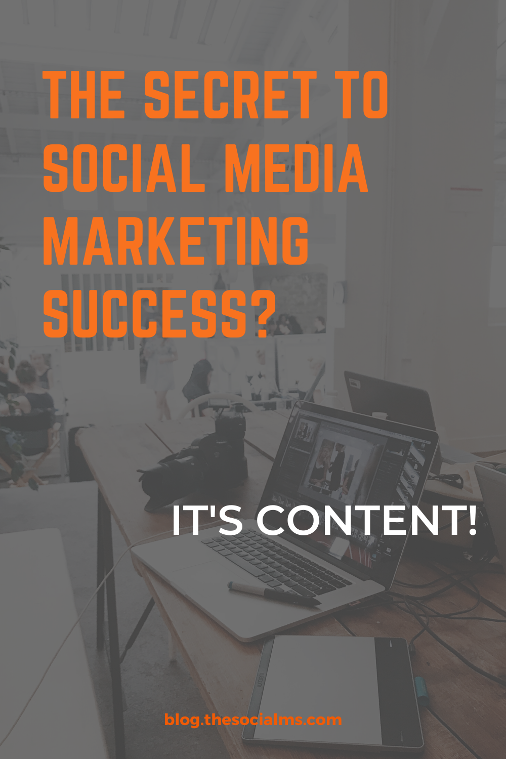 Why do I get nothing out of all my marketing efforts? Why do people not talk about my product in social media?  And most of the time the answer is: It's the Content – or the lack thereof. #socialmedia #socialmediatips #socialmediamarketing #socialmediaposts