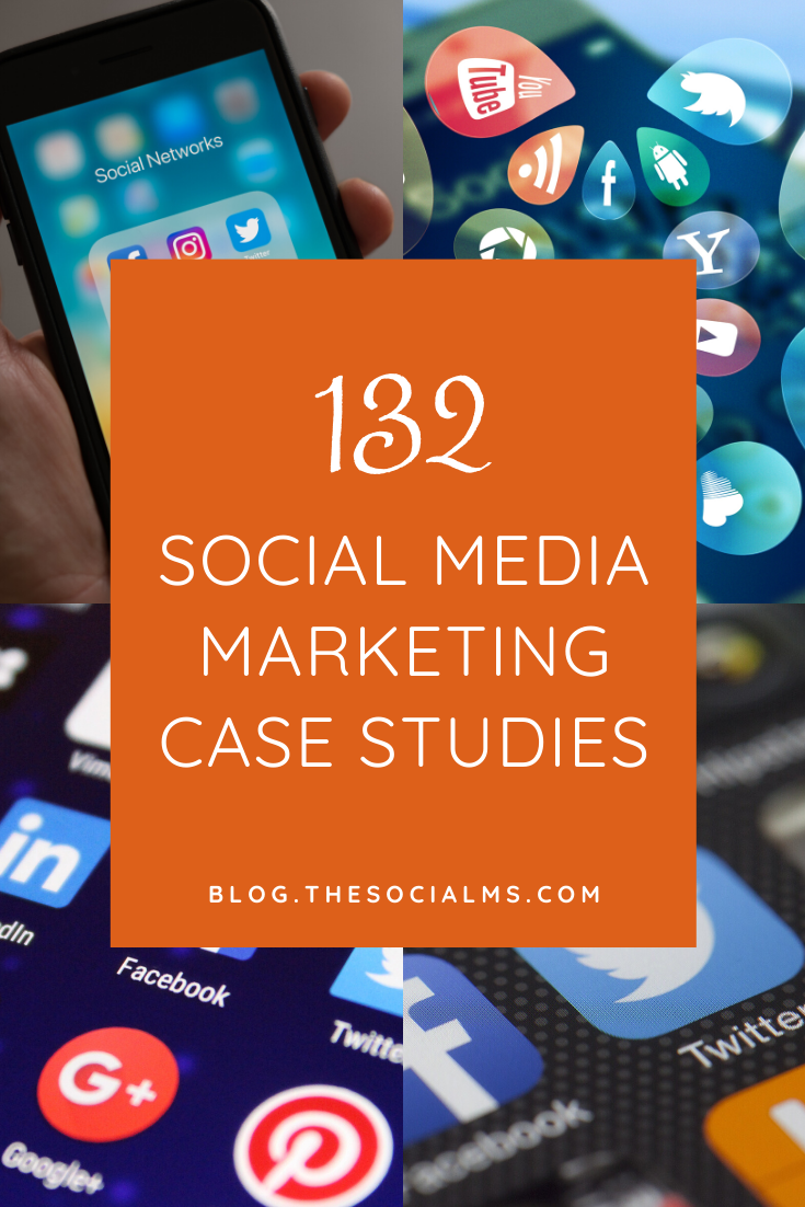You can use social media for lead generation to fill your sales funnel – but you can also use Social Media for totally different aspects of business like customer management, brand awareness, reputation management, audience building, website traffic and many other things your business can profit from. here are 132 social media marketing case studies and examples. #socialmediaexamples #socialmediamarketing #socialmediatips #socialmedia #socialmediacasestudies