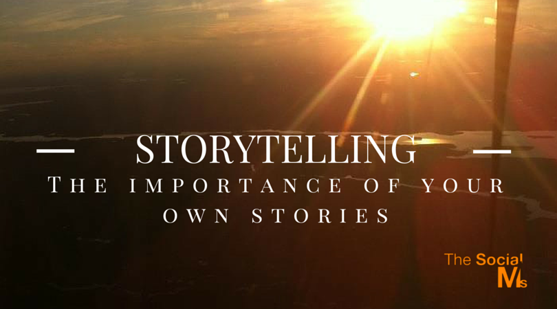 blog.thesocialms.com - Susanna Gebauer - Storytelling: Cornerstone of Social Media Marketing Success