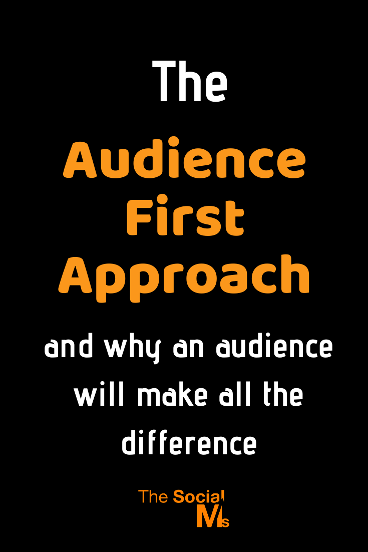 If you do not have an audience, you cannot sell. If you have an audience find something they want to buy. Learn more about the audience first approach to online business. #onlinebusiness #smallbusinessmarketing #marketingstrategy #audiencebuilding #bloggingtips #blogging101 #startablog #bloggingforbeginners