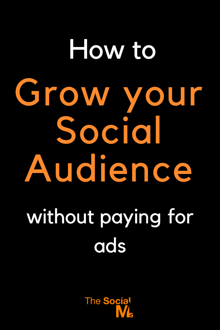 Let me give you an idea for how much is possible without paying people to follow you. Here are 7 ideas to grow your social accounts without advertising #socialmedia #socialmediatips #socialmediamarketing #digitalmarketing #onlinebusiness #bloggingtips #smallbusinessmarketing #startupmarketing