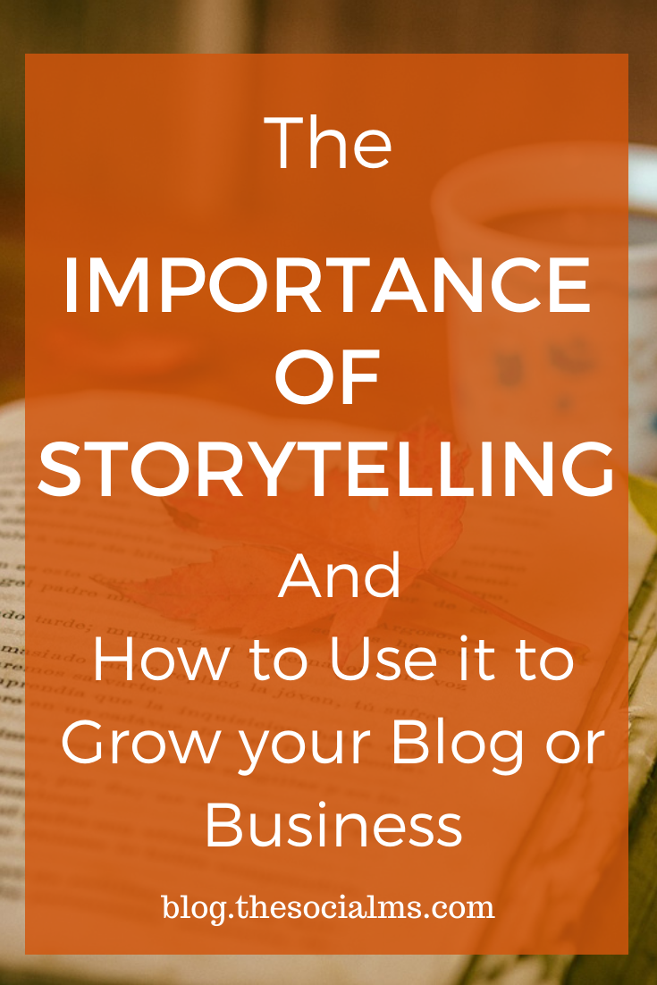For online marketing success you need content. Here is what stories you can tell and how to use them to build your business. #storytelling #contentmarketing #onlinebusiness #blogtraffic