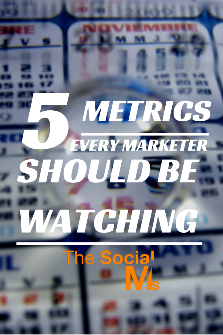 5 important metrics every blogger should be tracking. How to get your hands on the relevant metric and how it can be used to improve and grow your blog.