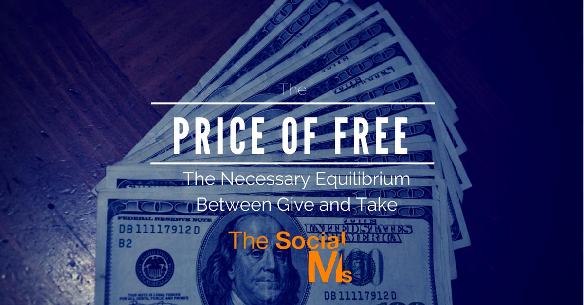 Price of Free