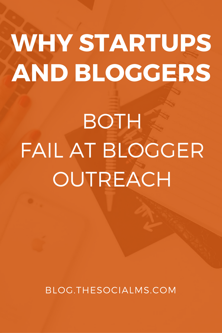 Blogger outreach is often regarded as gaining second tier press. That's a big mistake being made by both parties.