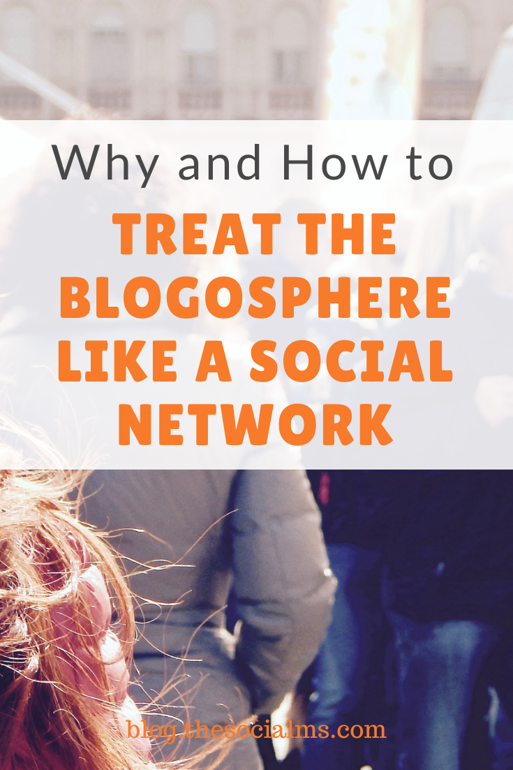 There is nothing quite so alive as blogging. But there is something that most people do not understand and that I didn't understand back when I said it. And that is that the blogosphere is a social network itself. #bloggingtips #blogging101 #bloggingforbeginners #bloggingsuccess #startablog