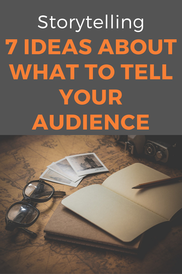 the stories, which will work best for you depend on what situation you are in, what audience you want to attract and what you want to achieve with your stories. Here are awesome tips to help you find ideas for your stories. #storytelling #createblogposts #contentcreation #blogpostcreation #blogwriting #bloggingtips