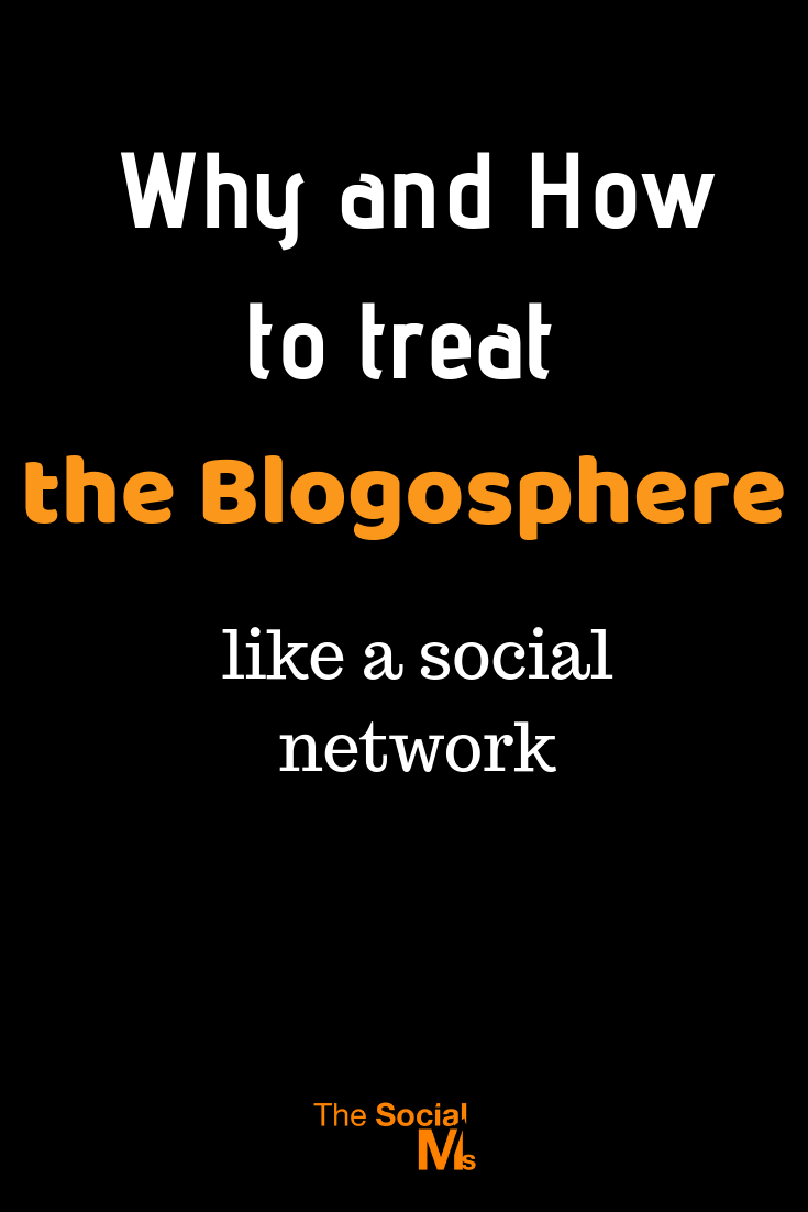 There is nothing quite so alive as blogging. But there is something that most people do not understand and that I didn't understand back when I said it. And that is that the blogosphere is a social network itself. #bloggingtips #bloggingforbeginners #startablog #bloggingsuccess #bloggingisdead