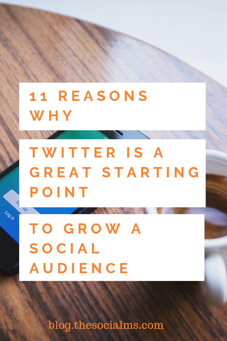every entrepreneur should be active on Twitter. Here are the important reasonsn why Twitter is great to start your social media marketing. #twitter #twittertips #twittermarketing #socialmedia #socialmediamarketing #socialmediatips #blogmarketing