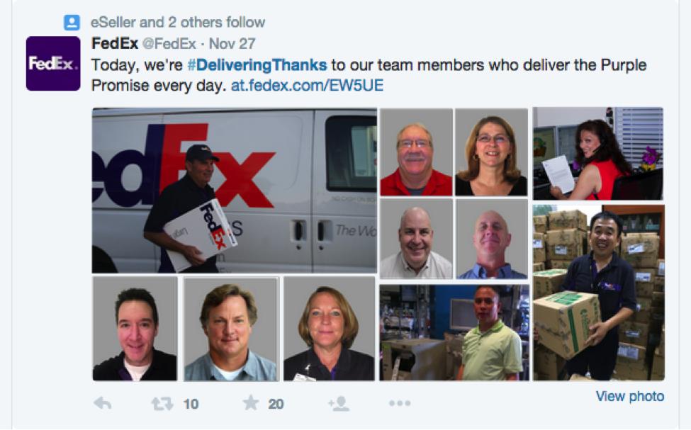 FedEx-Twitter