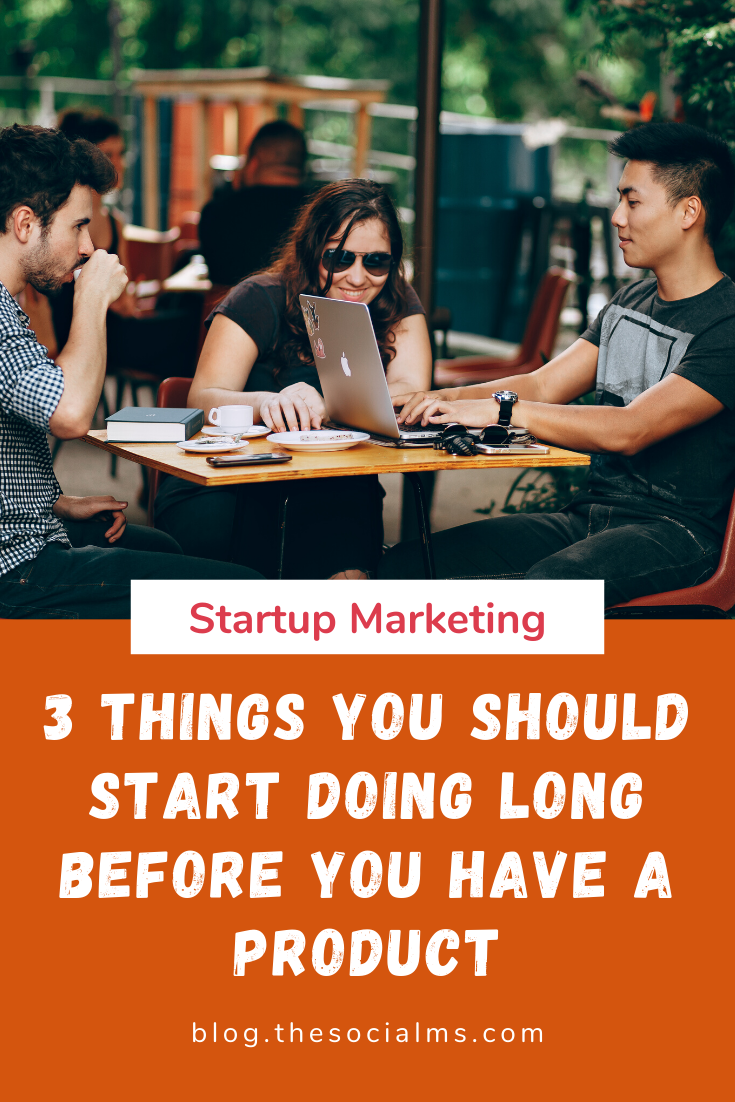 there are some things in marketing everyone should know about. We suggest looking into some of these startup marketing hacks BEFORE you actually decide to found a company, have a product and get everything else on the road. #startupmarketing #smallbusinessmarketing #onlinemarketing #marketingstrategy #entrepreneurship