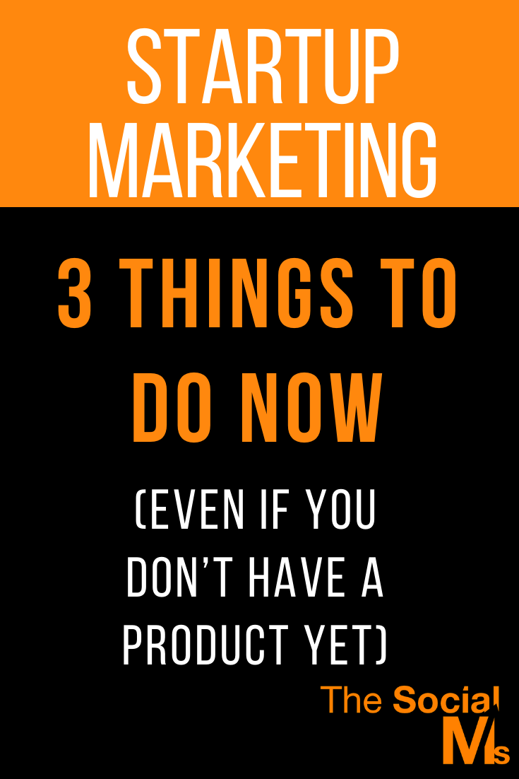If you start your marketing early, success is already half there. Here are three things, you can do before you have a product. Find an audience and grow your brand! #startupmarketing #marketingstrategy #onlinemarketing #digitalmarketing #onlinebusiness #ntrepreneurship #smallbusinessmarketing