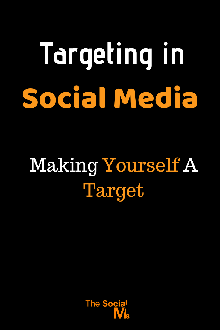 Targeting is the key to social media marketing success. The best way to find the right audience is by making yourself a target for them. Here is how to do it. #targeting #socialmedia #socialmediamarketing #socialmediatargeting #socialmediatips
