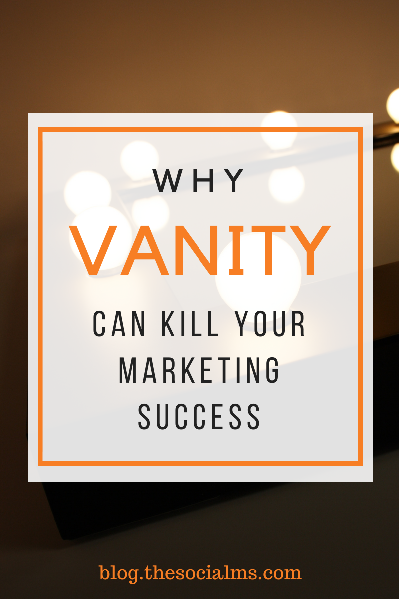 do not listen to vanity and and spend a ton of time and effort on a shiny channel that does not give you success. Watch your metrics and make a decision. Focus on the channels which give you the best results - even if they are less glamorous. #marketingmetrics #monitoring #optimization #marketingstrategy #onlinebusiness #digitalmarkting #smallbusinessmarketing