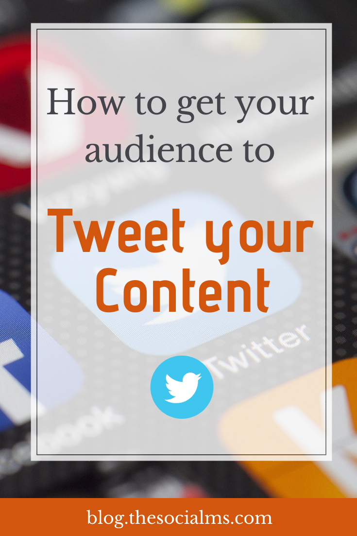 The traffic from Twitter will depend on the number of people, who shared your content, and, sure thing, on the number of their followers. The more the merrier! There are some tips to put this into life. #twitter #twittertips #twittermarketing #socialmedia #socialmediatips #socialmediamarketing