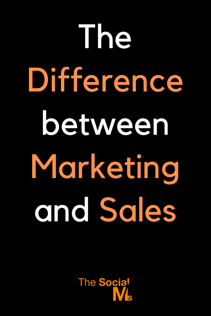 today we are trying to bring a little clarity to the questions: What is marketing? What is Sales? And how are the two connected? #marketing #sales #marketingprocess #marketingstrategy #startupmarketing #onlinebusiness #smallbusinessmarketing #entrepreneurship