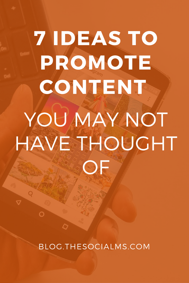 There are multiple ways of to share and promote content. Some of them are well known and some are hidden gems that help you go the extra mile. content marketing tips, blogging tips, content distribution