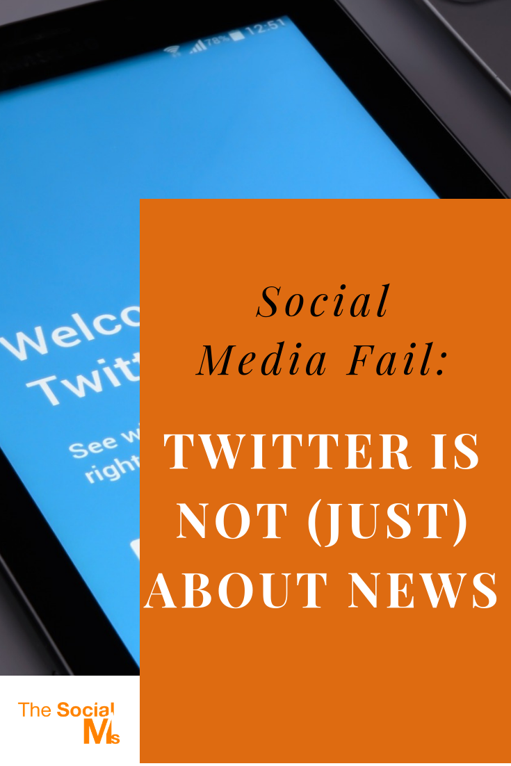Besides the fact that news travels fast and from many sources on Twitter, there is also virtually no topic and niche, which is not talked about on Twitter. That makes Twitter one of the best small business marketing tools ever invented. #twittermarketing #twittertips #twitter #twitterstrategy #smallbusinessmarketing