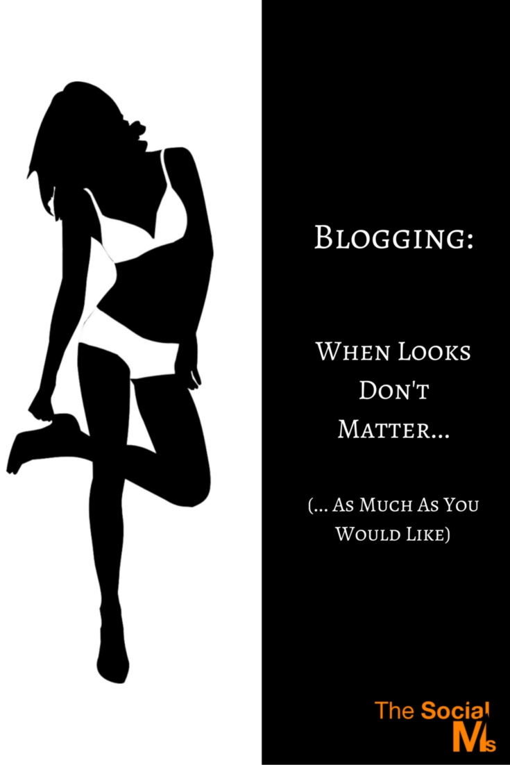 Visuals don't make the success of your blogging - at least not when starting a new blog.