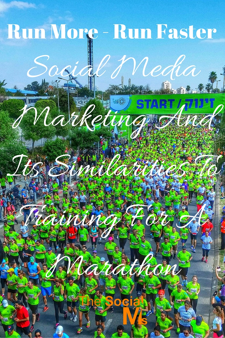 Social Media Marketing And Its Similarities To Training For A Marathon