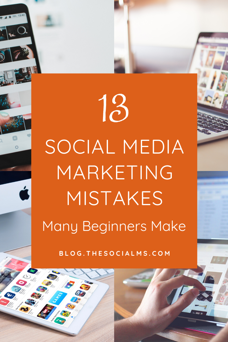The lack of achieving the necessary results lets many young entrepreneurs turn away from social media marketing to try their luck in other marketing channels. Often they could easily see success if they just knew about the most common social media marketing mistakes - and avoided them. #socialmedia #socialmediatips #socialmediamarketing #socialmediamistakes #marketingmistakes #socialmediamarketingmistakes