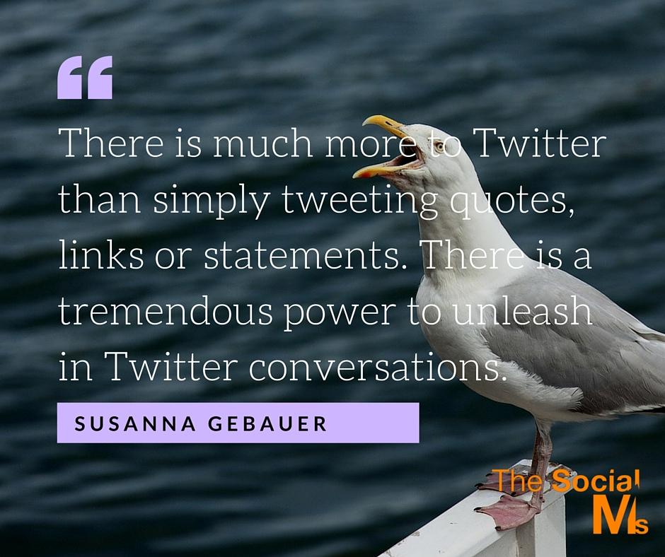 Twitter conversations (4)