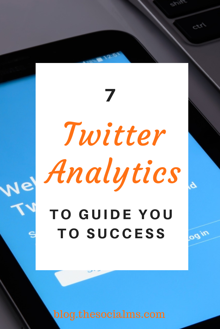 Twitter provides you with some interesting data and analytics. Here are metrics and analytics you want to watch out for and some ideas about what they can tell you. Did you know that you can find all this in Twitter analytics? #twitteranalytics #twitter #twittertools #twitterfeatures #twittertips #twittermarketing #socialmedia