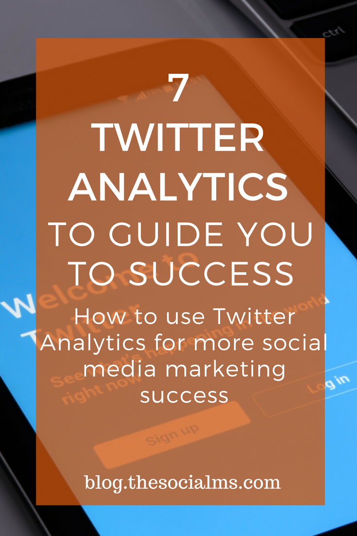 Success on Twitter is not always straight forward. Twitter Analytics help to decide if you are on the right track and what you can and should change. Twitter marketing tips, how to use twitter analytics