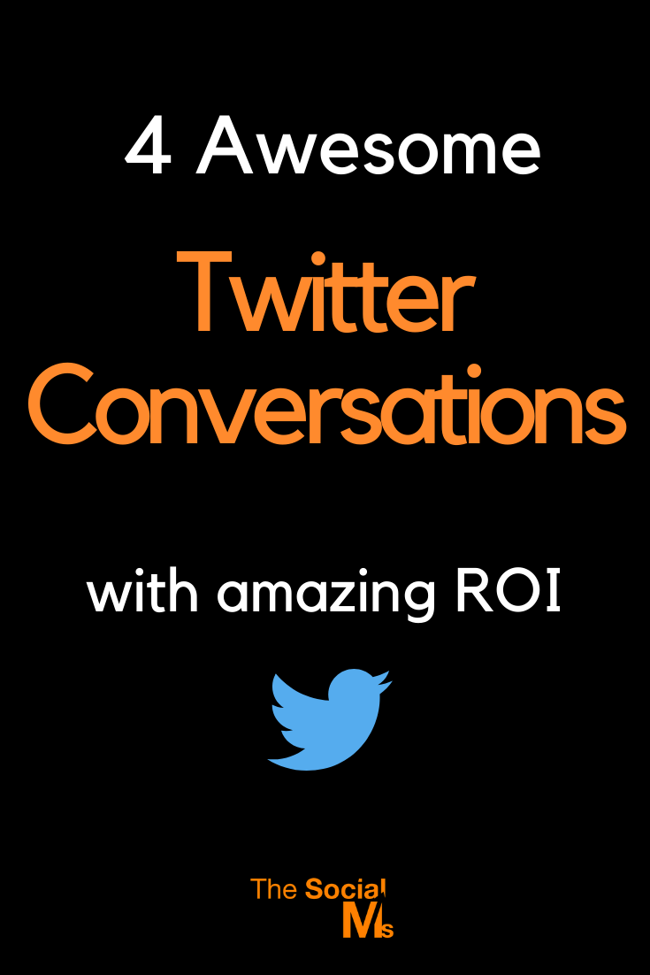 you can certainly find a way to respond to and start conversations on Twitter, which will help you spread the word about your business in a nice and friendly way – and totally without paying for ads.  The power of conversation is real, especially on Twitter! #twitter #twittermarketing #twitterconversations #twittertips #twitterfunctions #socialmedia #socialmediamarketing #socialmediatips