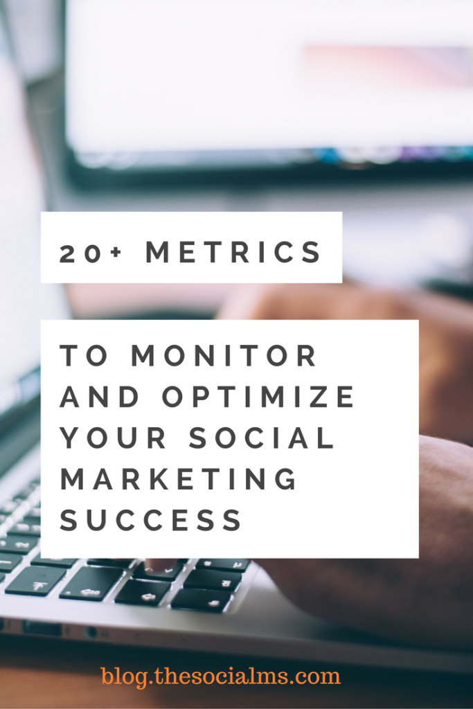 Metrics help identify flaws in marketing processes, they can proof success and tell about failure. Knowing the right metrics helps you get a better marketer