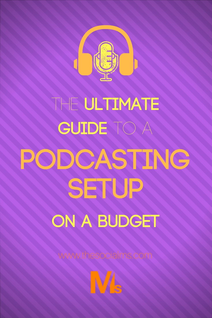 So... you want to start podcasting? Great, it's fun! It's also very expensive if you follow any of the podcasting guides or podcasting setups you find on the web... They are all wrong! You don't have to spend 1000s on a setup - not if you are willing to build your podcasting setup on a budget with conscious decisions! #podcasting #podcastingsetup #podcastingbudget