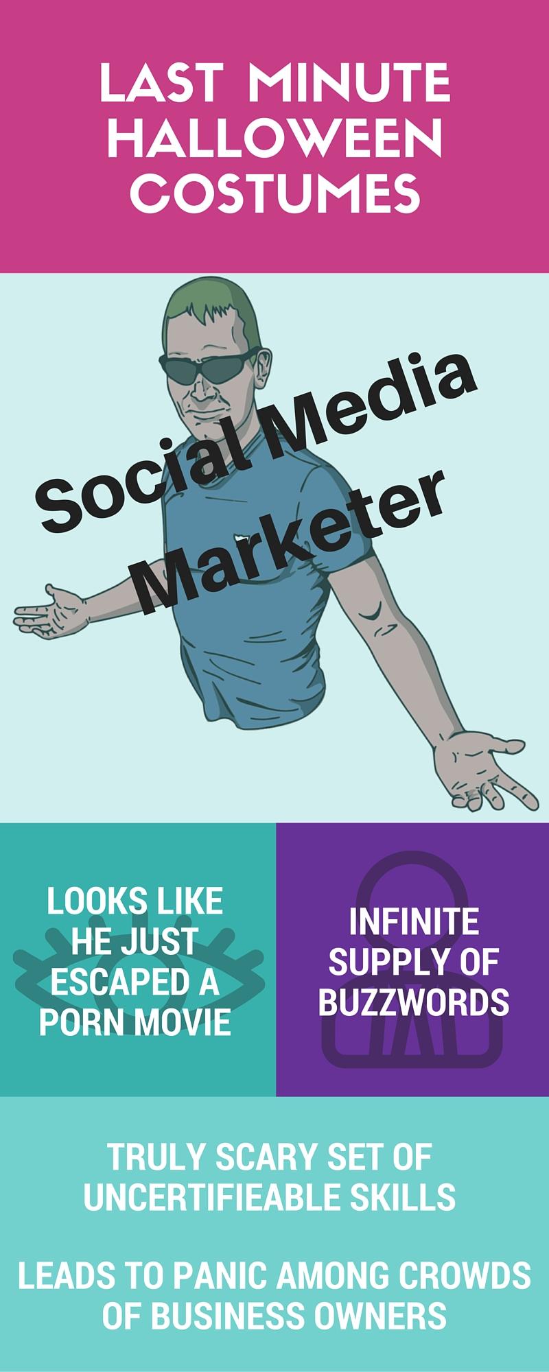 Social Marketer Halloween