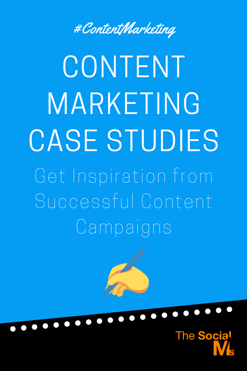 There is a lot of misconception and lack of creativity running around in content marketing. Taking a closer look at some inspiring content marketing case studies can help to understand the concept. Here are 10 content marketing case studies to show you a variety of goals, strategies, and achievements you may want to consider for your content marketing strategy. #contentmarketing #marketingexample #marketingcasestudy #contentmarketingstrategy #digitalmarketingtips #contentmarketingtips