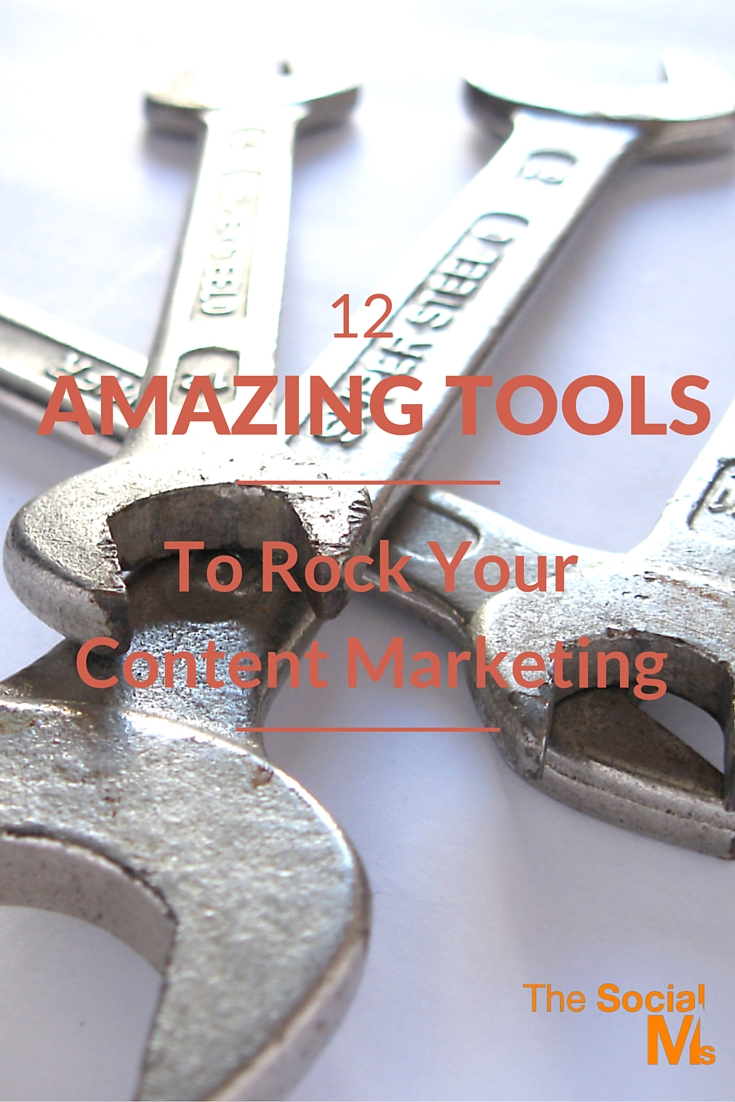 Content marketing is a challenge. It can be difficult enough to create content or to find content to share. Tools can help you with this.